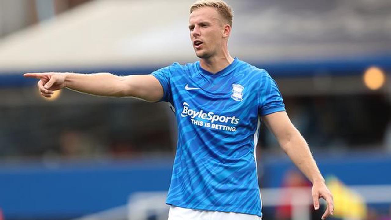 Birmingham City injury news and return dates vs QPR