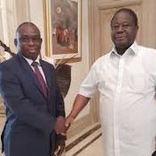 KKB demande pardon à Bédié lors d'une audience : voici la réponse du Président du PDCI