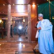 The Fire Did Not Take Place in The Presidential Palace, Garba Shehu said