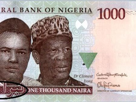 The Real Meaning of The Arabic Inscription on The Nigerian Naira Notes