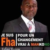 Deuil: Triste destin, le député de Mankono, Hassane Fofana, décède quelques jours après son élection