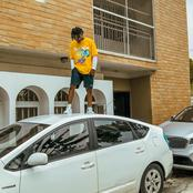 Big Brother Naija winner marks birthday with brand new car