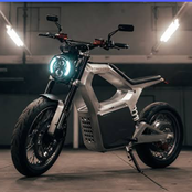 See Company That Manufactures Electric Motorcycles That Do Not Use Gasoline