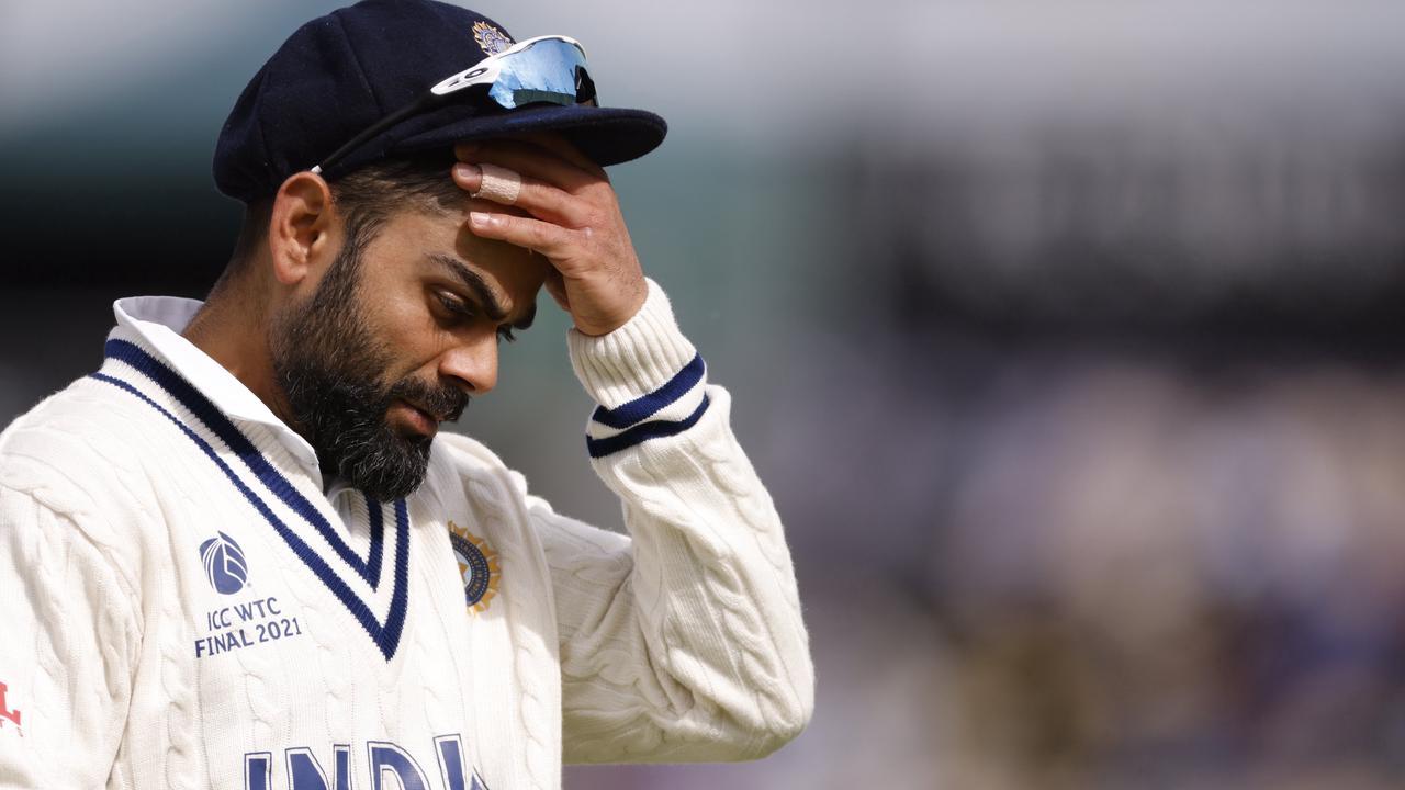 India introspective as ICC success eludes captain Kohli again
