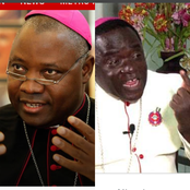 Another Catholic Bishop Speaks Again, Check Out What He Said About Nigeria
