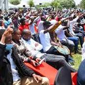 Ruto Our UDA Party Is A Force To Reckon With, Our Competitors Are Afraid,