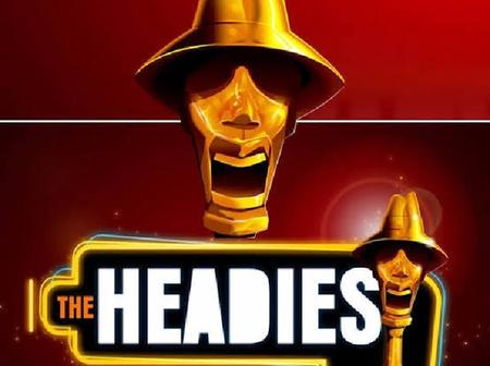 Another award in history: see lists of the 2020 headies awards winner.