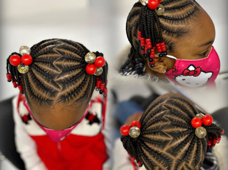 Lovely And Affordable Easter Hair Ideas For Your Baby Girls