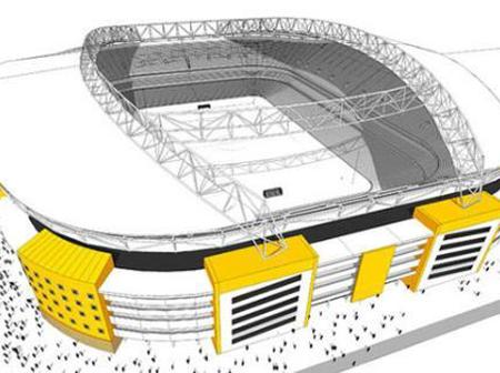 This stadium was supposed to be the original home ground of Kaizer Chiefs, but what happened?