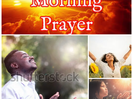 Declare These Powerful Morning Prayers Before You Step Out Today (13/04/2021)