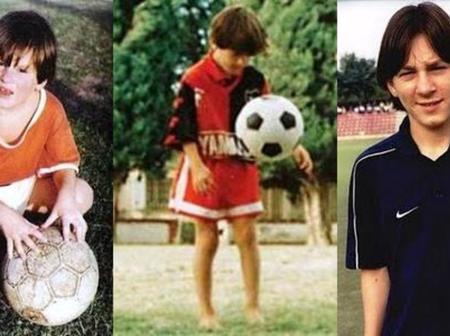 Touching story of Lionel Messi who later became the best football player in the world