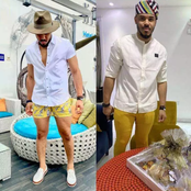 What Fans Are Saying Concerning Ozo Choice Of Outfits