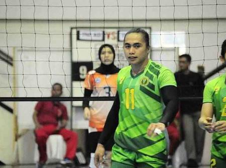 After 28 Years, Indonesian Star Female Volleyball Player Confirmed To Be A Man (Photos)