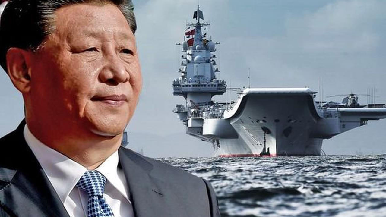 South China Sea: Beijing 'wants to hide nuclear submarines & missiles' in the deep waters
