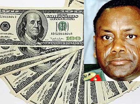 See How The $311million Abacha Loot Recovered From The United States Will Help Nigerians