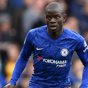 """""""I'm not naturally defensive..."""" Chelsea midfielder Ngolo Kante reveals his natural position."""