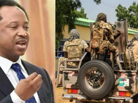 Hours After Boko Haram Allegedly Attacked UN Station In Borno, See What Shehu Sani Said