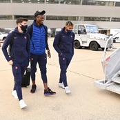 Blues arrived in France, see photos