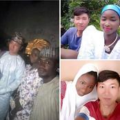 Check out photos of the Hausa lady who got married to a Chinese man