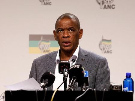 Ace Magashule: The ANC Cannot Change It's Character