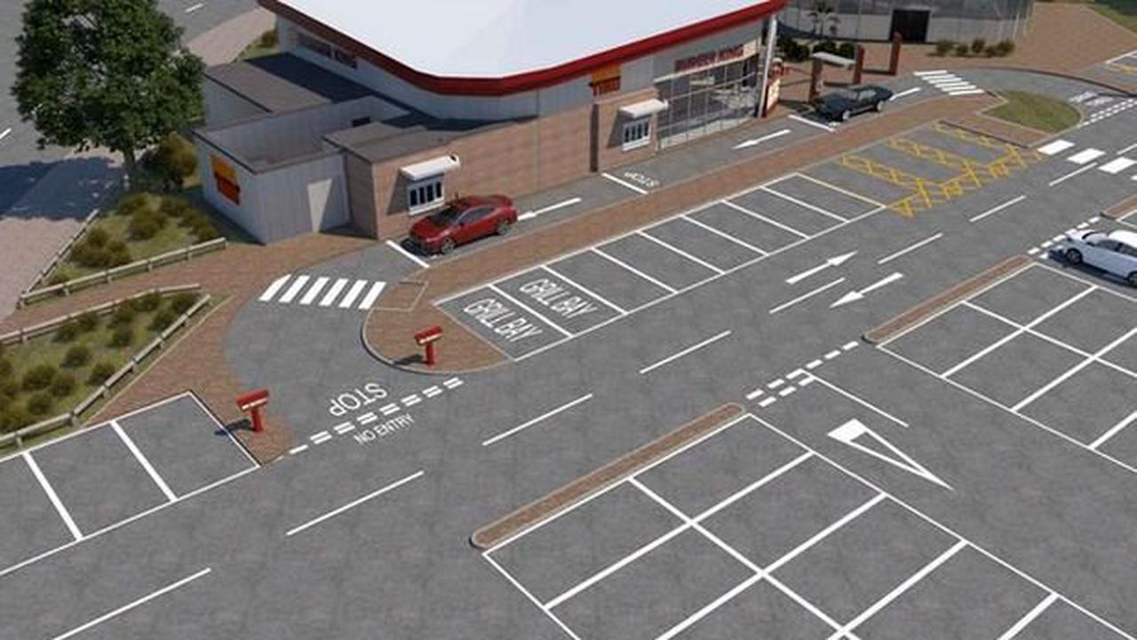 New Burger King drive-through could be built in Weston-super-Mare