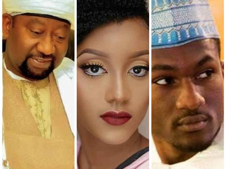Meet The Father Of The Beautiful Young Lady That Buhari's Son Is Planning To Marry