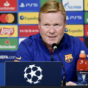 Ronald Koeman confirms Lionel Messi and Antoine Griezmann are included in the squad to face Osasuna.