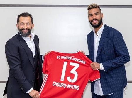 No club has every paid a transfer fee for the 31-year-old Eric Maxim Choupo-Moting
