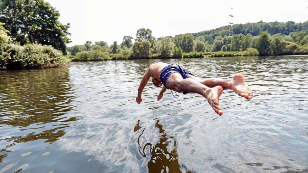 Bochum: Schwimmen in der Ruhr – DLRG warnt vor großer Gefahr