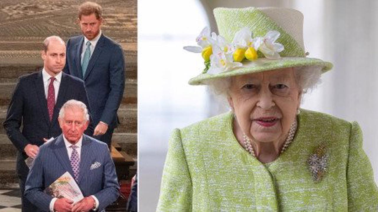 Prince Philip's funeral 'could bring Harry and the Royal Family back together'
