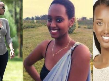 PHOTOS: Paul Kagame's Gorgeous Daughter who Said Women Don't Need Makeup to Be Beautiful