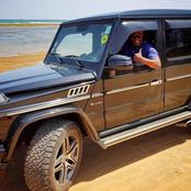 Photos: Posh Cars Driven By Your Favourite Citizen TV News Anchors