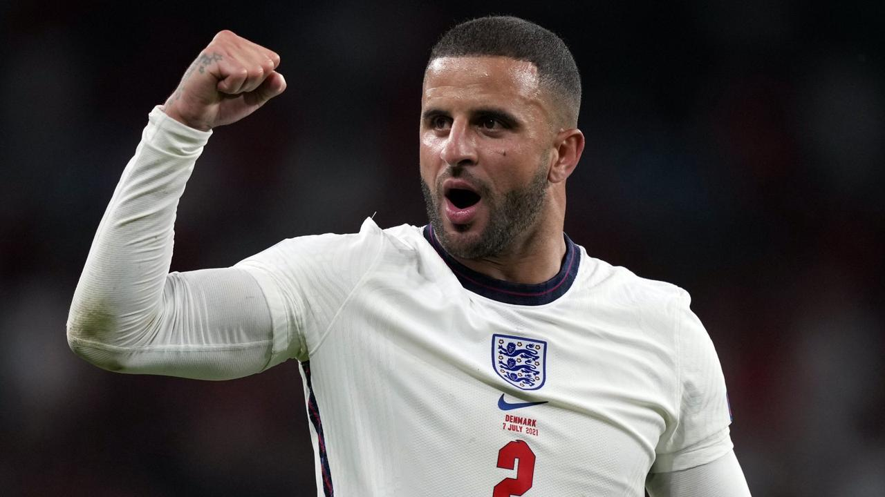 Manchester City: Fans react to Kyle Walker's performance for England