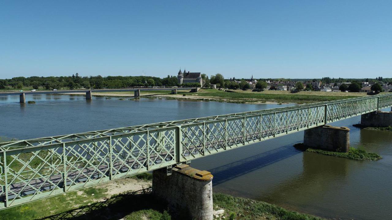 Bords de Loire : un pont entre deux rives