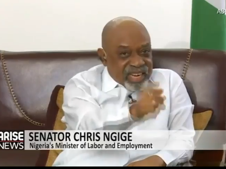 Check Out What Chris Ngige Said About ASUU Strike That Sparked Reactions