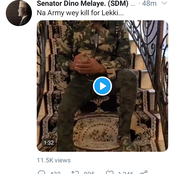See What Dino Malaye Said About Nigerian Army That Got People Talking (Video)