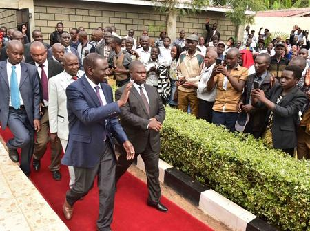 2022 Royal Rumble Wrestling Match, Why Many Politicians Wants Ruto Out of The Ring