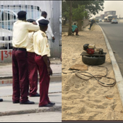 LASTMA Replies Man who accused them of Working with a Vulcanizer to Arrest traffic offenders