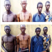 Robbers Who Attacked Ogun Worshippers During Vigil Arrested