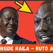 Raila's Ally Reveals their General Election Strategy for 2022 as Murathe Now Endorses Raila for Seat
