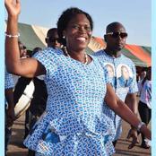 Côte d'Ivoire : Simone crie sa joie après la remise des passeports à Laurent Gbagbo