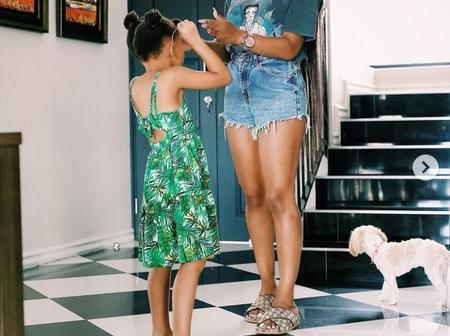 Kairo Forbes' recent pictures with her leave their fans speechless.