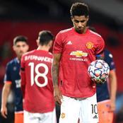 Rashford breaks Rooney's record for Manchester United