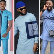 41 Mind Blowing Blue Ankara Designs For Stylish Men in 2021 For An Elegant Look