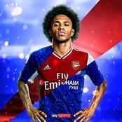 Chelsea and Arsenal football club, who has benefited more from the departure of Willian?