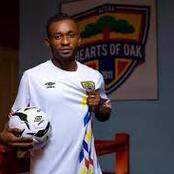 Hearts Of Oak signing of a speedster like this is exceptional