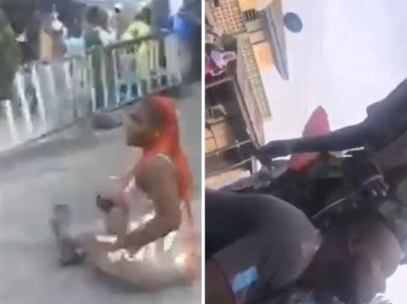 Soldiers Who Flogged A Lady And Shaved Youths Hair Have Been Arrested