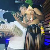 Zodwa Wabantu kisses random man for buying her eggs