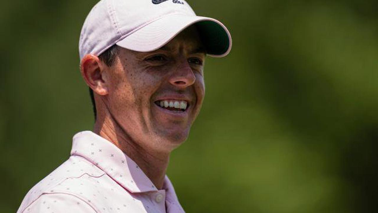 Rory McIlroy survives late scare for drought-breaking win in Charlotte