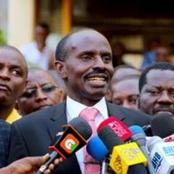 Wilson Sossion Gives New Directive To Teachers Before Schools Reopening
